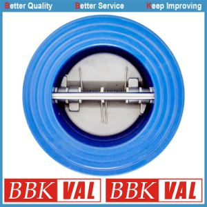 Dual Disc Check Valve Wafer Check Valve Wras Approved Check Valve pictures & photos
