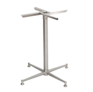 Brushed Stainless Steel Table Frame pictures & photos