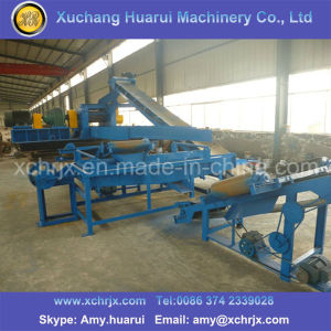 Scrap/Waster Tyre Recycling Line/Professional Recycle Tire Machine pictures & photos