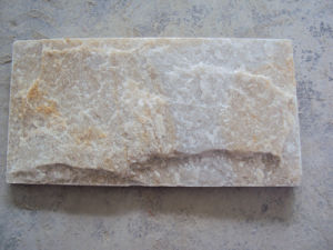 Top Quality Popular Yellow Quartzite, Slate with Factory Price pictures & photos