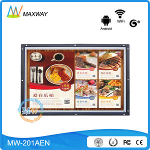Open Frame Install Application Android 21.5 Inch LCD Digital Signage Player pictures & photos