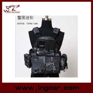 Kryptek Camo Vt089 Combat Vest Bulletproof Vest for Army pictures & photos