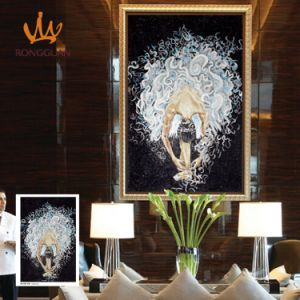 Wall Decoration Painting Hand-Made Art Mosaic (MD1087) pictures & photos