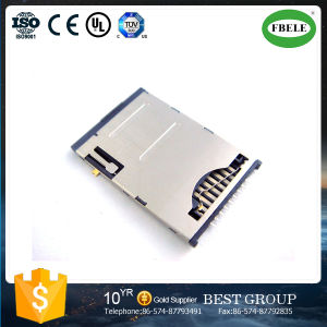 High Quality SIM Push Type Connector pictures & photos