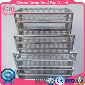 Stainless Steel Lab Test Tube Rack pictures & photos