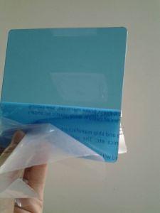 Blue Trasparent Polycarbonate Sheet pictures & photos