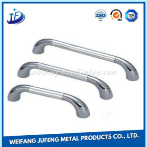 Custom Stainless Steel/Zinc Alloy Metal Stamping Handles for Door and Window pictures & photos