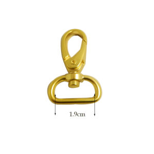 Factory High Quality Custom Size Zinc Alloy Dog Hook pictures & photos