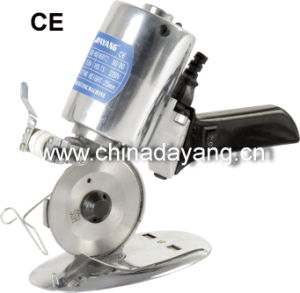 Ce Round Knife Cutting Machine Fabric Cutter OEM/ODM (RSD-90)