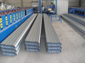 Aluminum Stand Seam Roof Panel 430mm pictures & photos