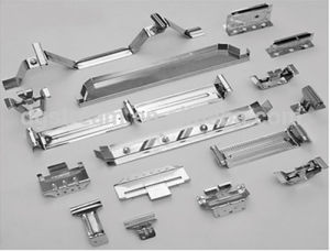Customized Professional Precision Metal Stamping Bracket (ATC-352) pictures & photos