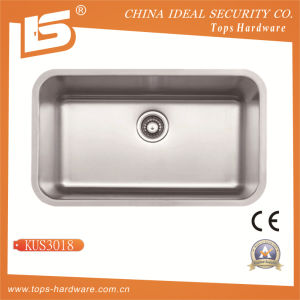 Single Bowl Sink of Kus3018 with Cupc pictures & photos