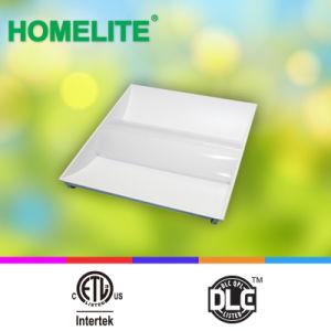 Commercial Lighting Fixture LED 2X2 38W Troffer 3500k Dlc/ETL Listed