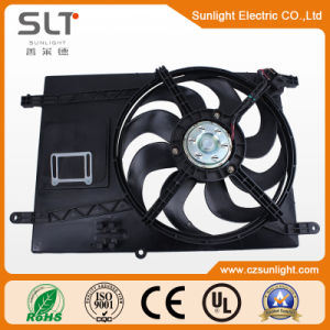 Electric DC Motor Axial Flow Condenser Fan for Bus pictures & photos