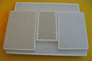 Infrared Ceramic Plate Honeycomb Ceramic for Burner pictures & photos