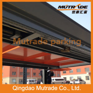 Multilevel Car Stack SUV Parking Lot Car Parking pictures & photos