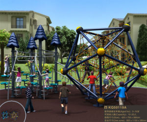 Kaiqi Group Outdoor Physical Training Rope & Net Climbing Systems for Amusement Park (KQ50119A) pictures & photos