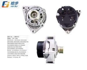 New Alternator for Audi, Volkswagen Lester 13613 0120485041, 0123320010, 0123320044 pictures & photos