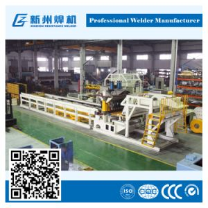 Automatic Steel Grating Production Line pictures & photos