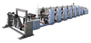 Paper Flexo Printing Machine pictures & photos