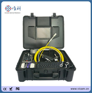 Waterproof Underwater Sewer Drain Video Inspection Camera pictures & photos