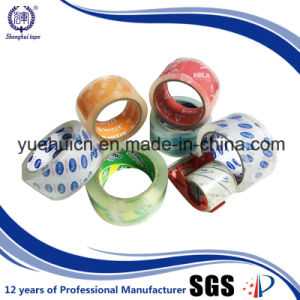 Best Quality Iran Market Adhesive BOPP Crystal Tape pictures & photos