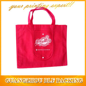 Red Reusable Non Woven Carry Bag Shopping Manufacturers (BLF-NW237) pictures & photos