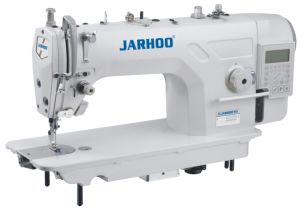 Highly Integrated Large-Hook Mechanitronic Computerized Direct Drive Lockstitch Machine (JH-9200AD)