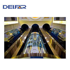 Glass Observation Elevator From Delfar Elevator pictures & photos