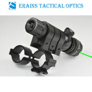 Tactical Green Laser Sight with Double Weaver Rail Mount and 8 Type Mount (ES-GJ-KD-14) pictures & photos