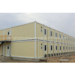 Accommodation Camp Prefab Container House for Cafe/Hotel/Toilet/Store pictures & photos