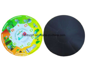 Wholesale Round Paper Magnetic Sticker Fridge Magnet pictures & photos