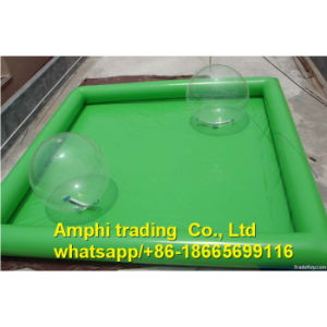 Cheaper Inflatable Swimming Pool in Summer pictures & photos