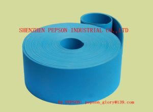Nylon/Rubber Transmission Belt Flat Belts Sandwich Belt pictures & photos