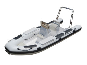 Aqualand 18feet Rigid Inflatable Boat/Rescue Boat/Patrol Boat/Rib Boat (RIB530A) pictures & photos