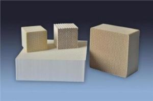 Honeycomb Ceramic Heater Ceramic Honeycomb Monolith pictures & photos