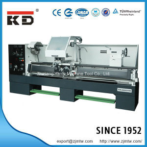 Conventional Metal Turning Lathe Machine Cdl660/2200 pictures & photos