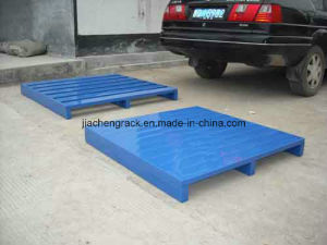 China 2000kg Capacity Powder Coated or Galvanized Steel Pallet pictures & photos