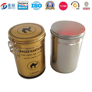 Small Beans Food Grade Nut Packing Metal Tin Can pictures & photos