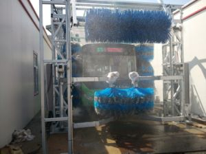 Drive-Through Bus and Truck Wash Machine pictures & photos