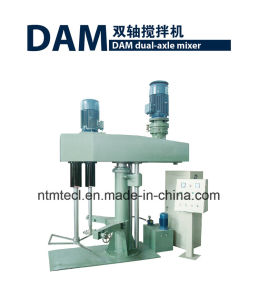 Dual-Axle Double Speeds Mixer for Putty, Adhesive, Offset Printing Ink pictures & photos