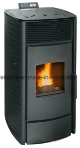 TUV Certified Indoor Using Wood Pelet Stove with Remote Control pictures & photos