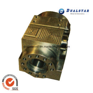 Brass Flange for Cooling Pipe