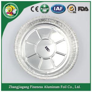 Round Aluminium Foil Disposable Containers pictures & photos