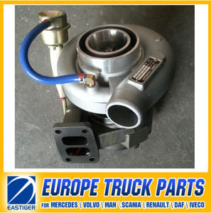 Turbocharger 51.09100.7421 Truck Parts for Man pictures & photos