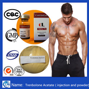 Muscle Gain Tren Ace Steroid Powder Trenbolone Acetate pictures & photos