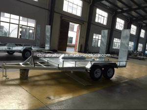 Car Trailer with Excellent Quality pictures & photos