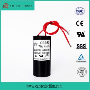 Washing Machine Capacitor pictures & photos