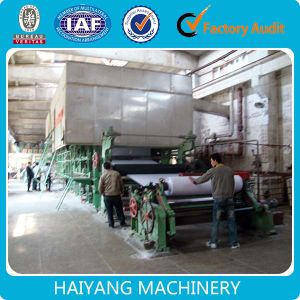 High Configuration Long Wire Printing Paper Making Machine pictures & photos