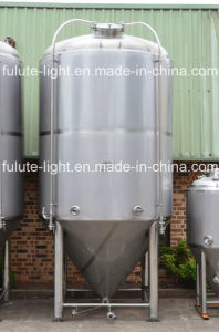 Stainless Steel Dimple Jacketed Beer Fermentation Tank pictures & photos